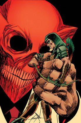 Une trentaine de variant covers DC Comics pour juin 14