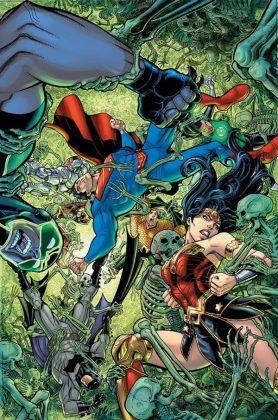 Une trentaine de variant covers DC Comics pour juin 16
