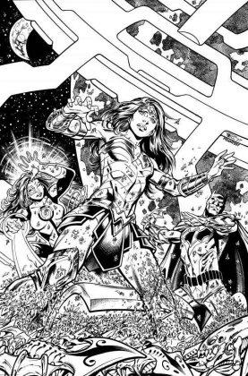 Une trentaine de variant covers DC Comics pour juin 17