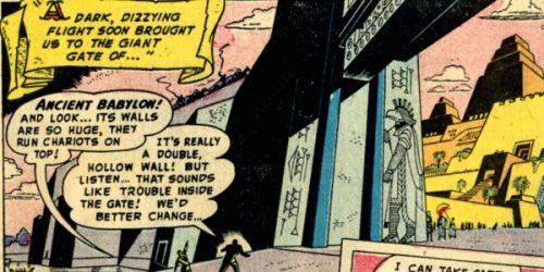 Off My Mind #99 - DC Comics et la mythologie mésopotamienne 1