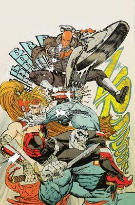 Une trentaine de variant covers DC Comics pour juin 20