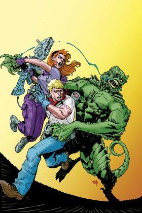 Une trentaine de variant covers DC Comics pour juin 21