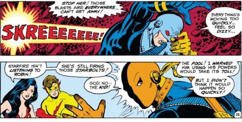 Showcase #145 - The New Teen Titans #2 3