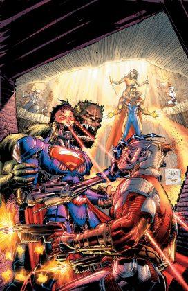 Une trentaine de variant covers DC Comics pour juin 23