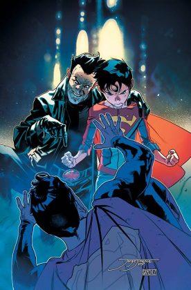 Une trentaine de variant covers DC Comics pour juin 25