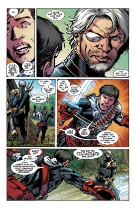 Preview VO - Teen Titans Annual : the Lazarus Contract #1 2
