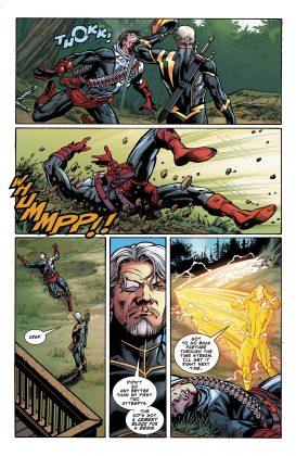 Preview VO - Teen Titans Annual : the Lazarus Contract #1 7
