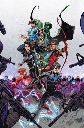 Une trentaine de variant covers DC Comics pour juin 27
