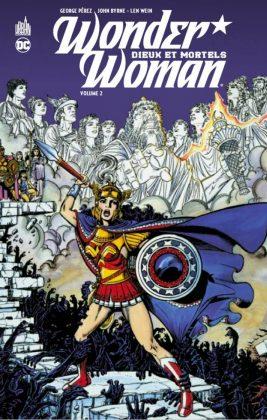 Preview VF - Wonder Woman Dieux et Mortels Tome 2 1