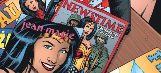 Review VF - Greg Rucka présente Wonder Woman Tome 2 1
