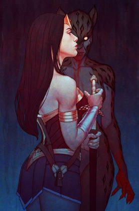 Une trentaine de variant covers DC Comics pour juin 28
