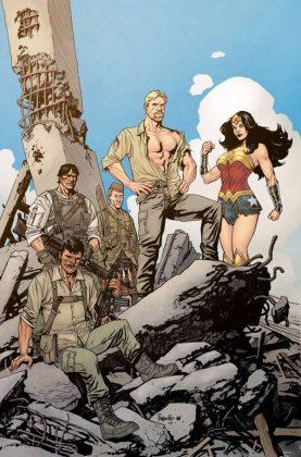 Une trentaine de variant covers DC Comics pour juin 29