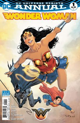 Preview VO - Wonder Woman Annual #1 1