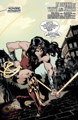 Preview VO - Wonder Woman Annual #1 5