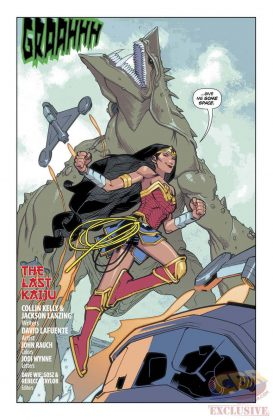 Preview VO - Wonder Woman Annual #1 7