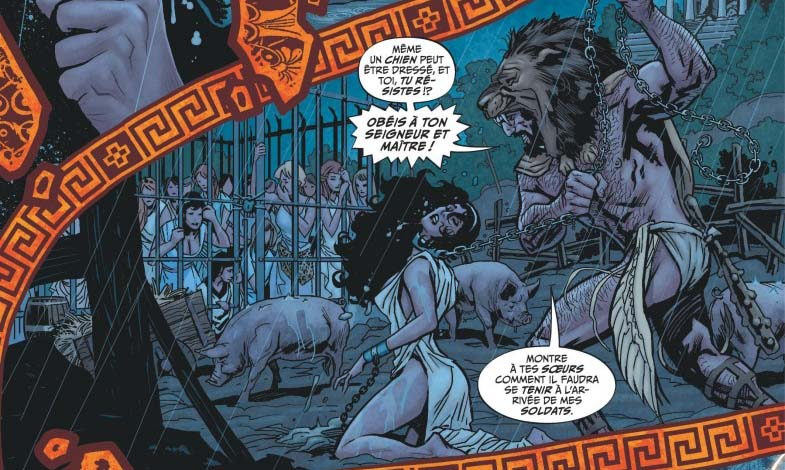 Review VF - Wonder Woman Terre Un Tome 1 1
