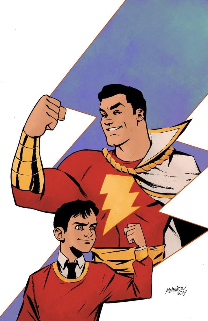 Captain Marvel et Billy Batson