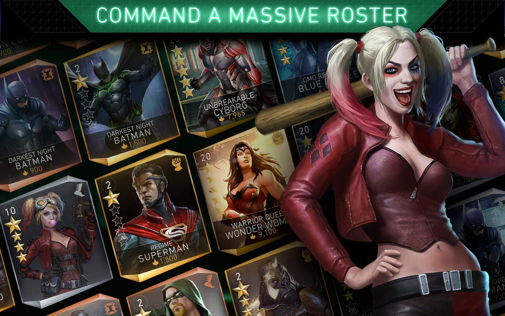 Test - Injustice 2 - Version Mobile (Android / iOS) 35