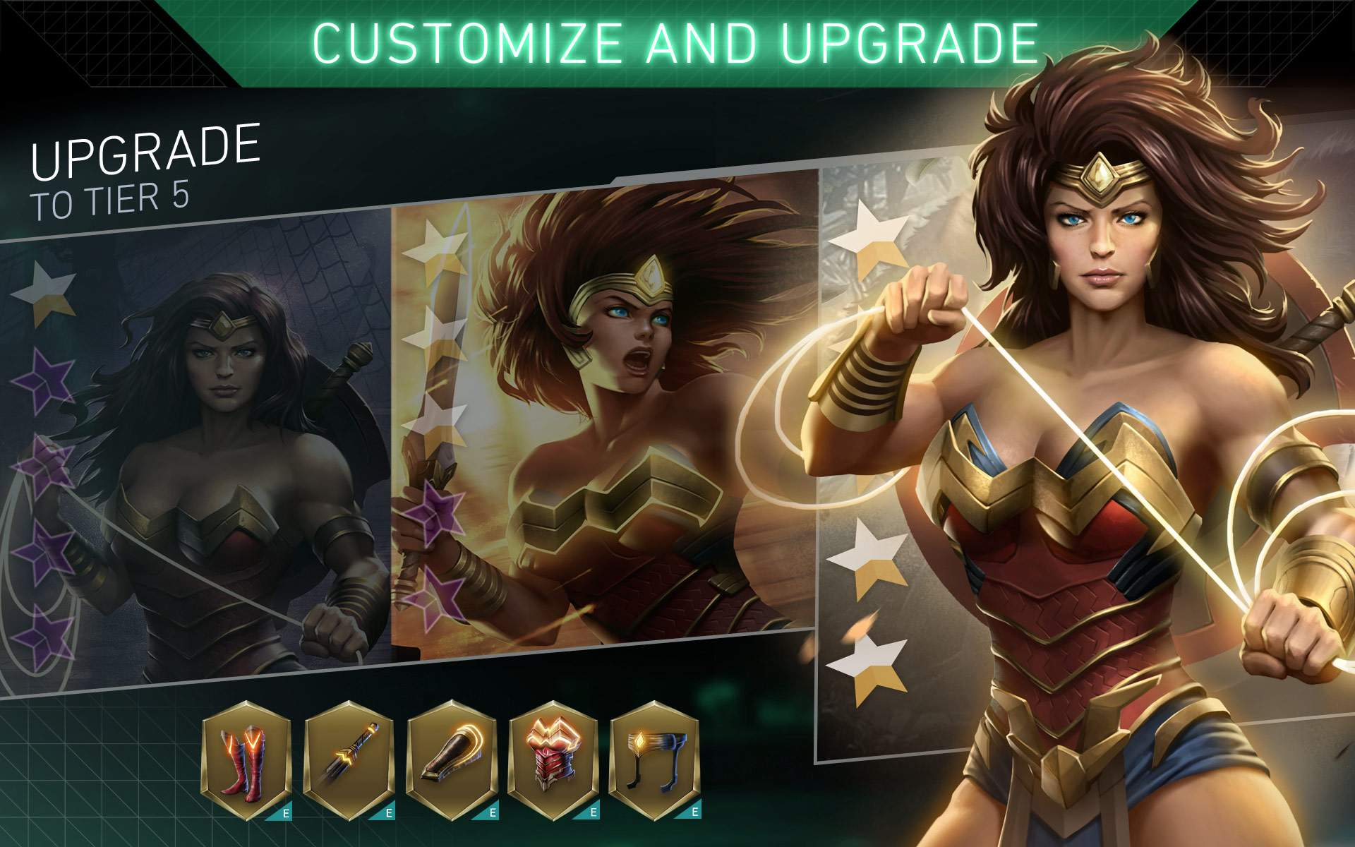 Test - Injustice 2 - Version Mobile (Android / iOS) 36