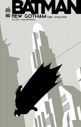 Preview VF - Batman New Gotham 1