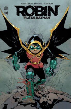 Preview VF - Robin, Fils de Batman 1