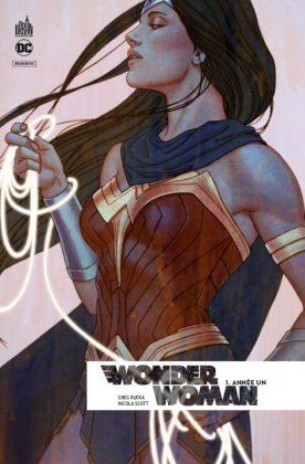 Preview VF - Wonder Woman Rebirth tome 1 1