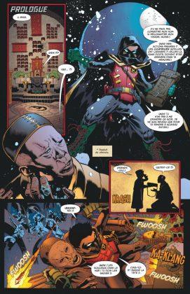 Preview VF - Robin, Fils de Batman 2