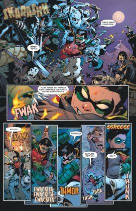 Preview VF - Robin, Fils de Batman 3