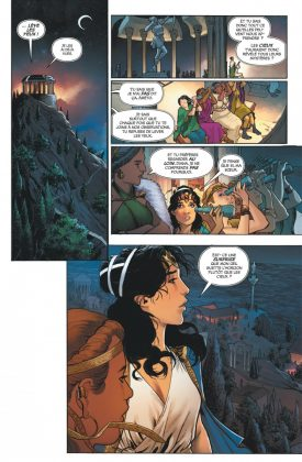 Preview VF - Wonder Woman Rebirth tome 1 4