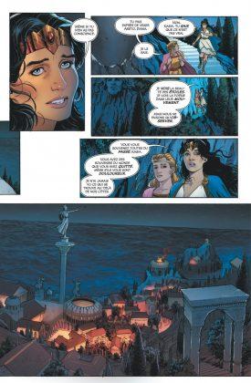 Preview VF - Wonder Woman Rebirth tome 1 5
