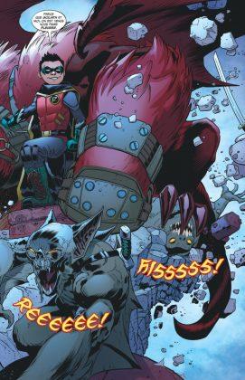 Preview VF - Robin, Fils de Batman 6