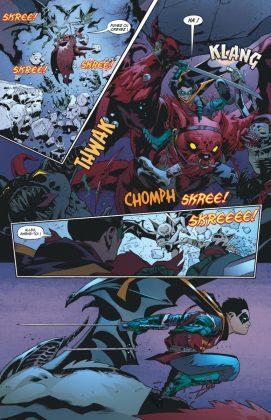Preview VF - Robin, Fils de Batman 7