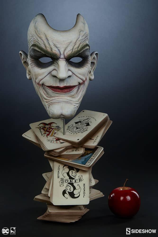 sideshow pr233sente un buste joker face of insanity 224