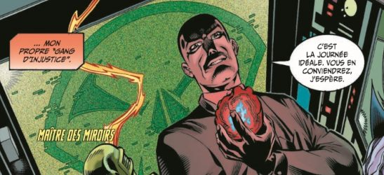 Review VF - Justice League of America Tome 2 : La Fin des Temps 1