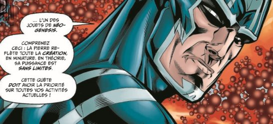 Review VF - Justice League of America Tome 2 : La Fin des Temps 3