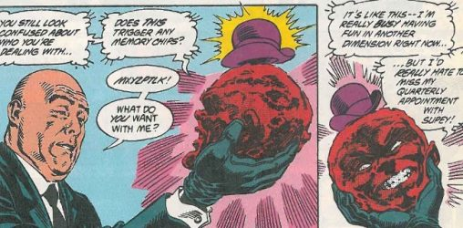 Review VO - Superman : Krisis of the Krimson Kryptonite 1