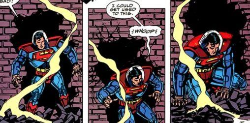 Review VO - Superman : Krisis of the Krimson Kryptonite 2