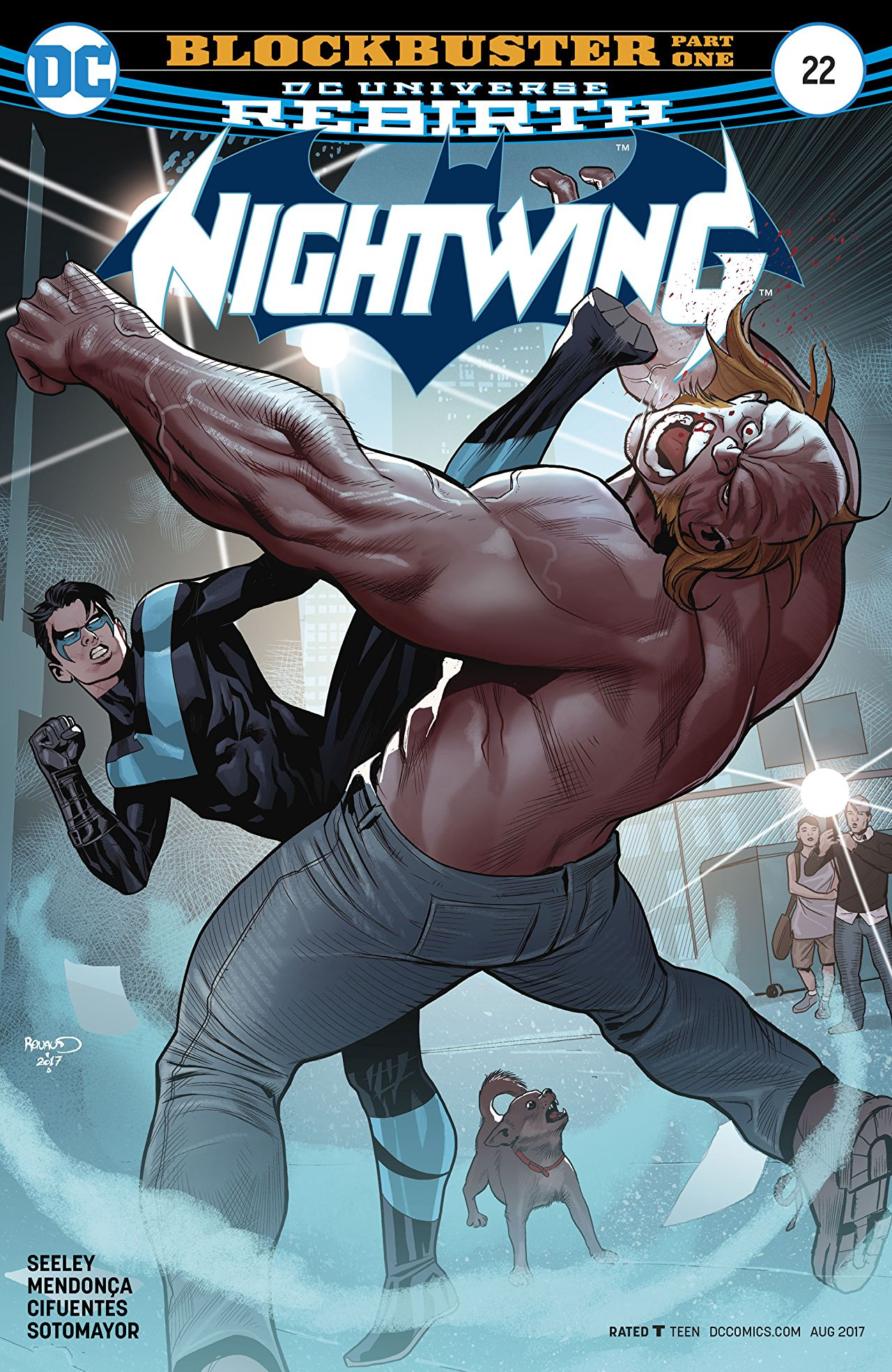 review NIGHTWING #22