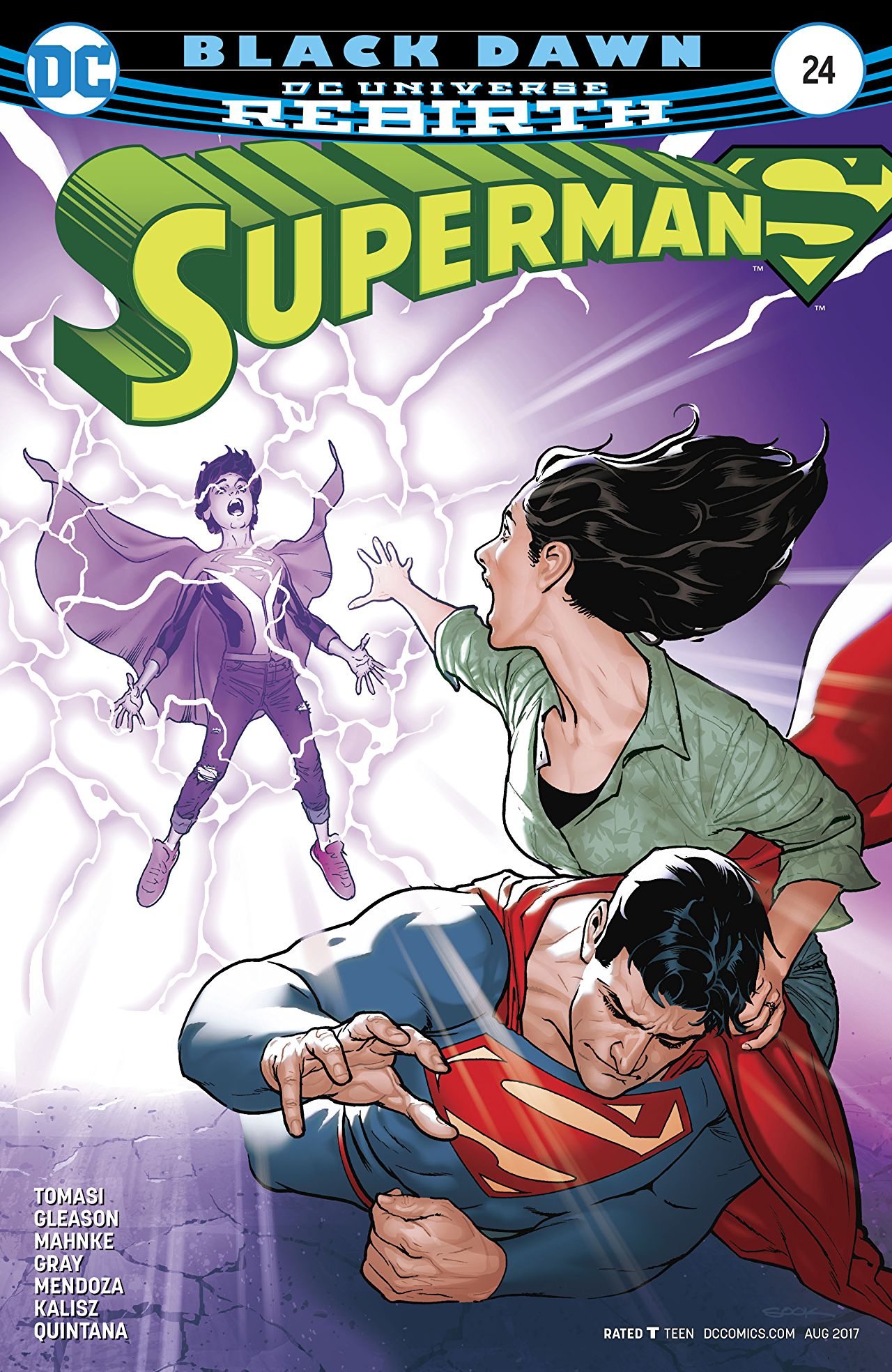 review SUPERMAN #24