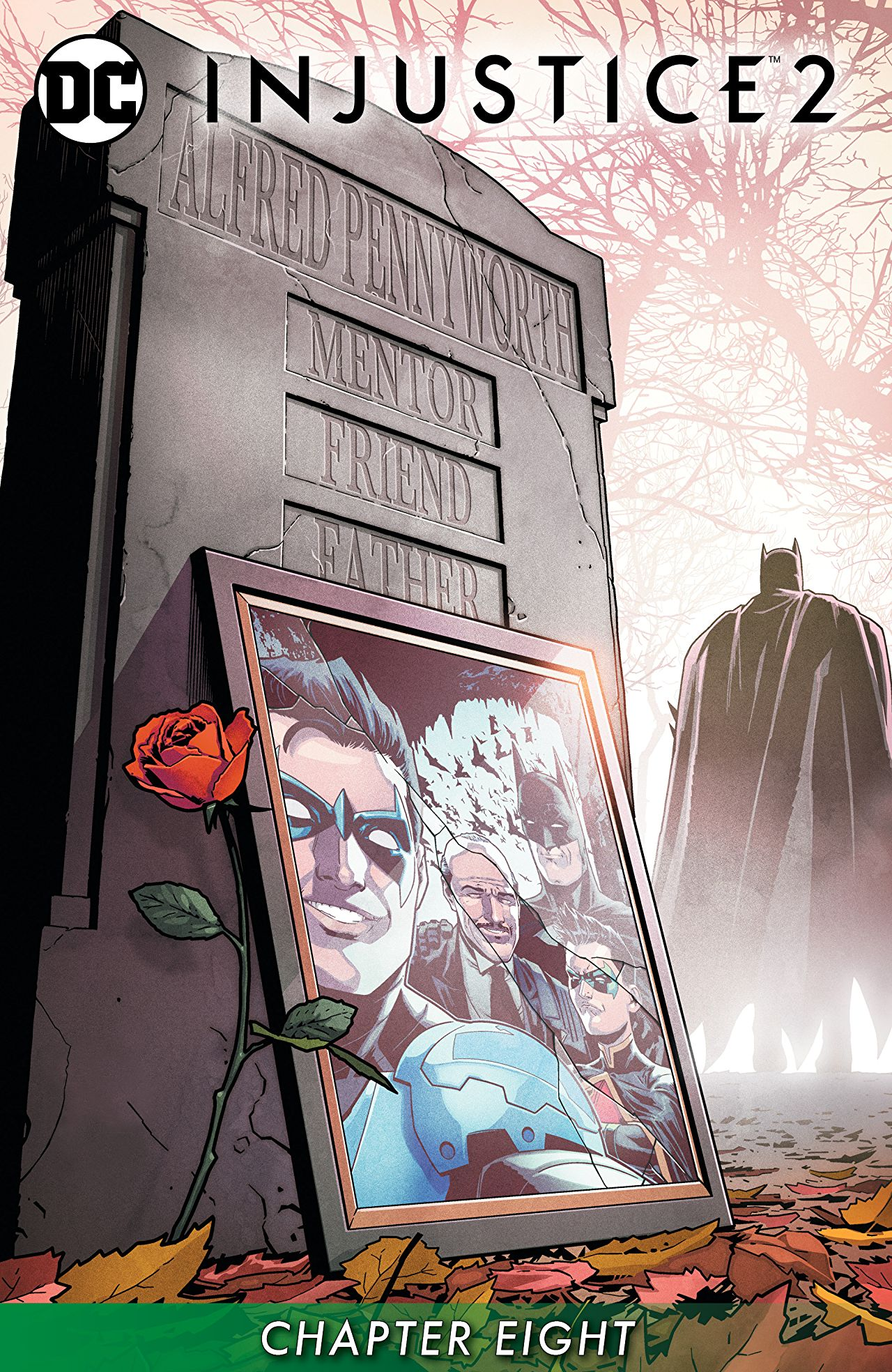 review INJUSTICE 2 #8