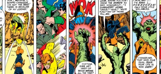 Showcase #146 - The New Teen Titans #10 3