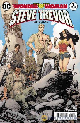 Preview VO - Wonder Woman : Steve Trevor Special #1 2