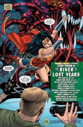 Preview VO - Wonder Woman : Steve Trevor Special #1 5