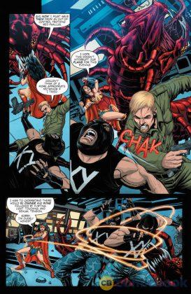 Preview VO - Wonder Woman : Steve Trevor Special #1 6
