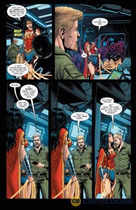Preview VO - Wonder Woman : Steve Trevor Special #1 7