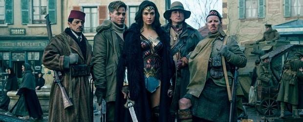 Review Cinéma - Wonder Woman (Sans Spoilers) 5