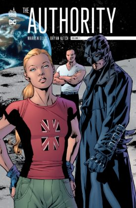 Preview VF - The Authority tome 1 1