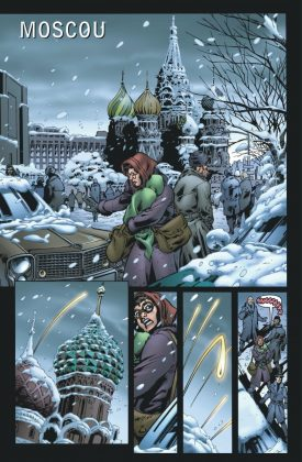 Preview VF - The Authority tome 1 2