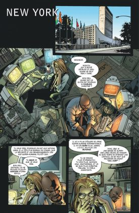 Preview VF - The Authority tome 1 5