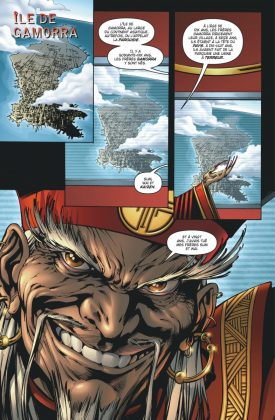 Preview VF - The Authority tome 1 7